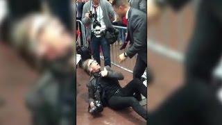 Photographer: Secret Service agent choked, slammed me thumbnail