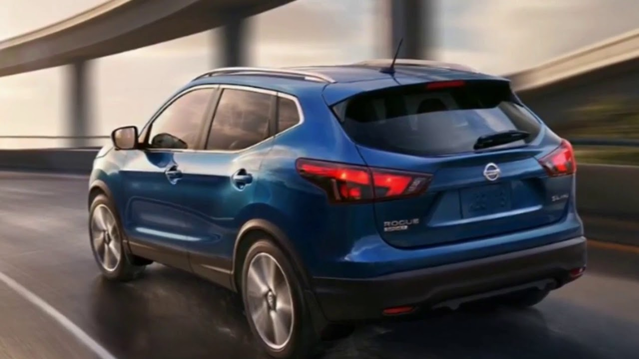 2019 Nissan Rogue Sport Release & Price - YouTube