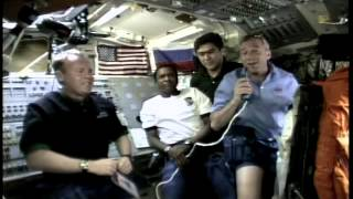 STS-89 Day 02 Highlights