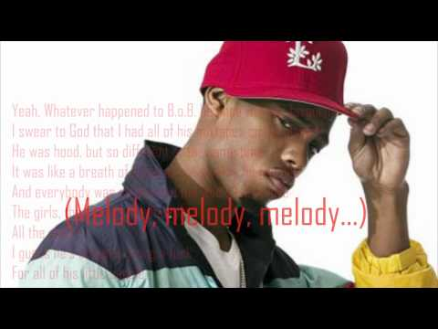 B.o.B - Where Are You (BoB vs. Bobby Ray) (Lyrics HD) mp3