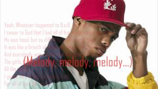 B.o.B - Where Are You (BoB vs. Bobby Ray) (Lyrics HD)