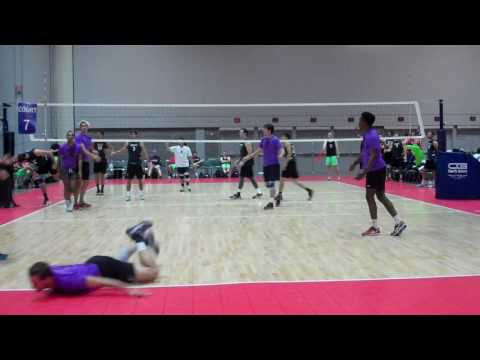 Team Youth Mens AA Adult Nationals Vs Legion ( Set 2 )