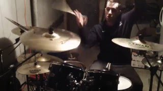 """""""Let's Be Honest"""" by Stone Sour Drum Cover"""