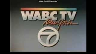 WABC-TV 7 NY Sign off 1980s