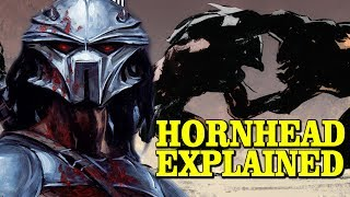 THE HORNHEAD PREDATOR: EXPLAINED - YAUTJA CHAMPION