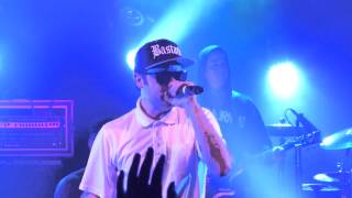 Hollywood Undead - Dead Bite (HD) Live at Irving Plaza in NYC - 7/15/13