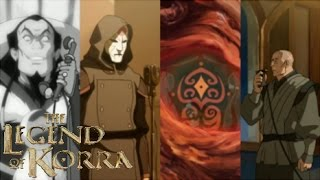Legend of Korra Season 4 Episode 8 REVIEW - Flashbacks & Varrick