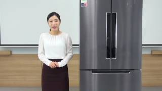 위니아딤채] 스탠드형 김치냉장고 조작부 히든, 상시모드…