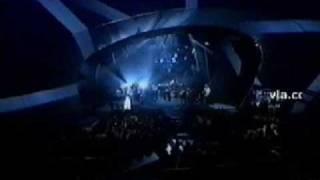 Café Tacuba & Álvaro Henríquez - Olor A Gas (VMA 2002 - Versión Completa)