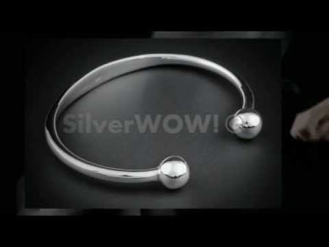 Silver Torque Bangle Bracelets for Men... HEAVY Weights