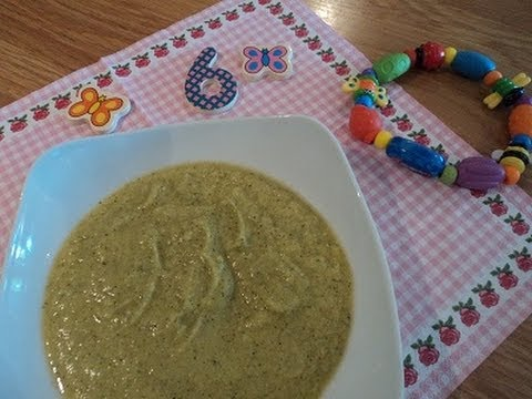 Homemade Baby Food Puree From 6 7 Months