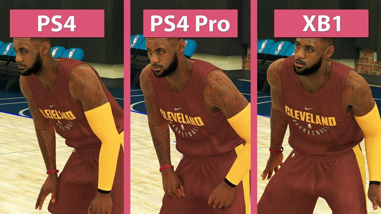 maxresdefault - 【グラ】NBA 2K18、Switch・XBOX ONE S・PS4 PROの比較