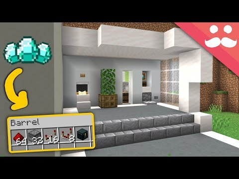 How to make a Store in Minecraft 1.14