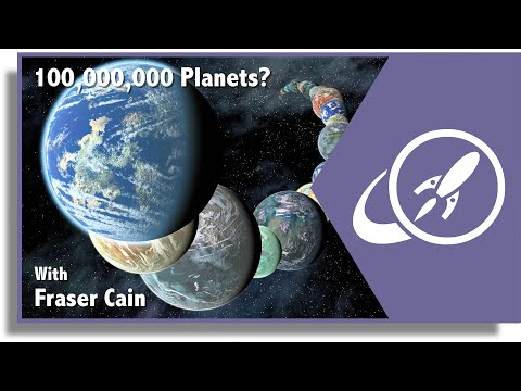 100 Million Exoplanets By 2050? How Will We Get There?