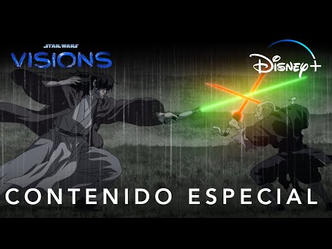 Star Wars Visions | Contenido especial | Disney+
