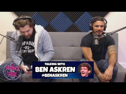 Ben Askren talks retirement from UFC, wrestling, crypto currency, Bo Nickal vs Gordan Ryan & more