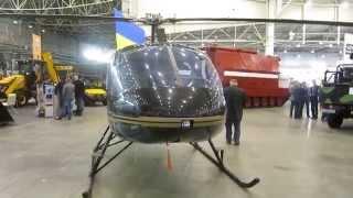 Легкий вертолет Enstrom 480B - видео обзор(Видео обзор легкого многоцелевого однодвигательного газотурбинного вертолета Enstrom 480B, представленного..., 2014-10-01T13:47:02.000Z)