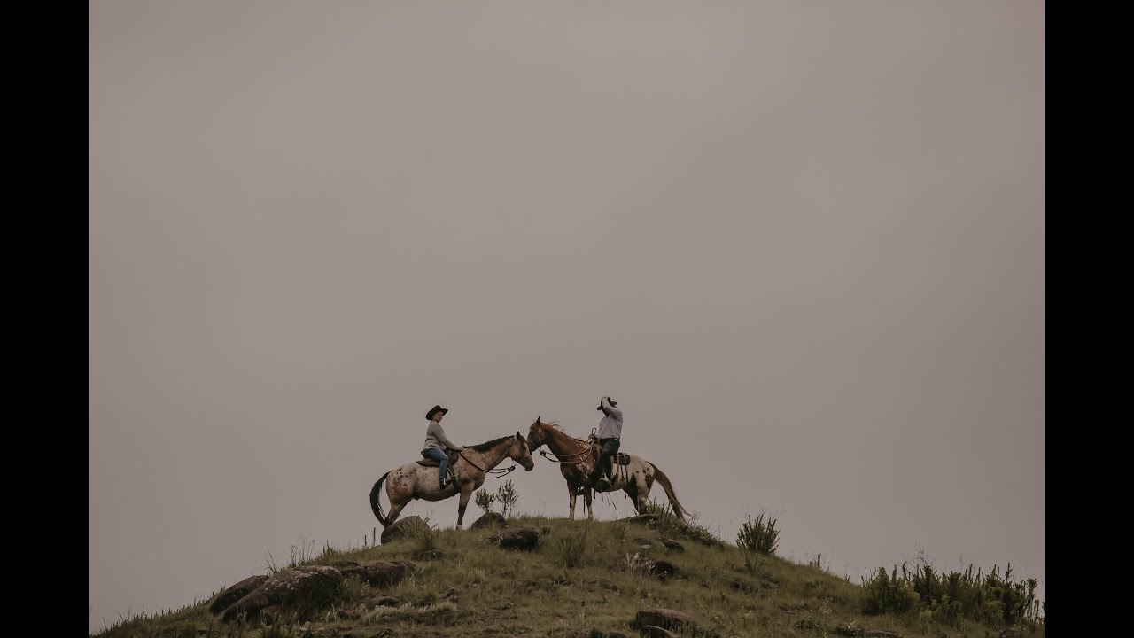 Scenic Horse trails in the Drakensberg...the natural way