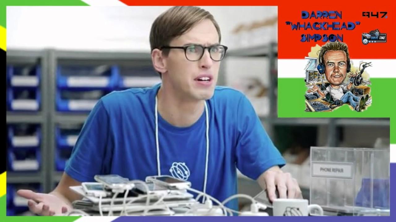Whackhead Simpson - Samsung Technician - ID10T