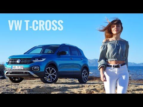 видео: VW T-cross - ТУАРЕГ НА МИНИМАЛКАХ!