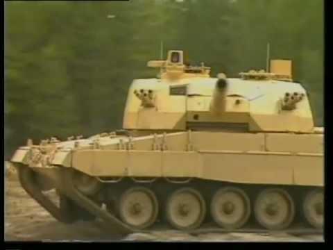 f789d7b8e21e Vickers Mk 7 2 Main Battle Tank - YouTube
