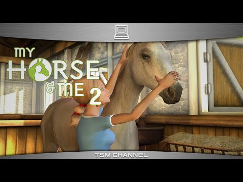 Thumbnail: My Horse And Me 2 (part 1) (Horse Game)
