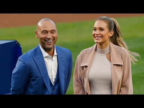 Download Youtube: Derek Jeter and Wife Hannah Welcome Baby Girl -- Find Out Her Sweet Name