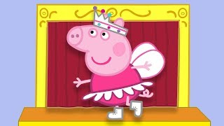 Peppa Pig Português Brasil - Peppa faz Balé Peppa Pig