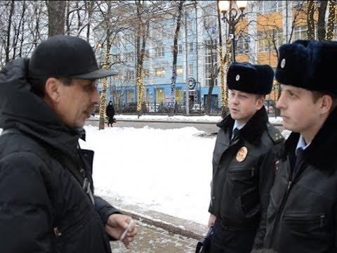В Москве начали штрафовать за курение в общественных местах