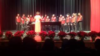 Cass Technical High School Concert Choir Roun de Glory Mang