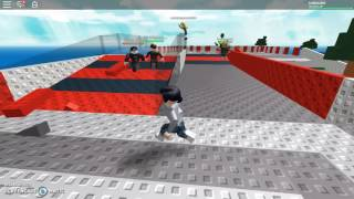 ROBLOX: Trying to survive the disasters [Ft. Yasmin and BIA]