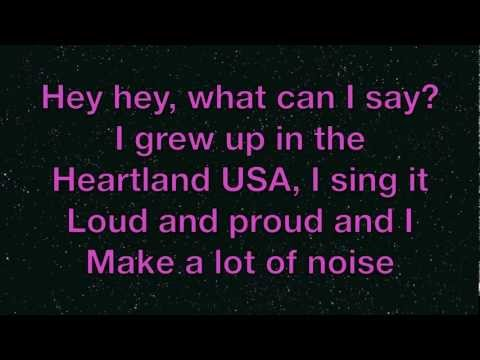 American Middle Class White Boy-Thomas Rhett (LYRICS)