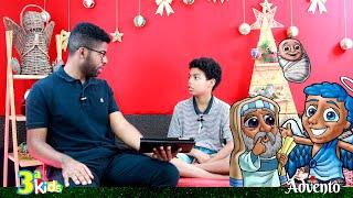 3ª Kids | Advento | Esperança | Natal de Jesus | Nascimento de João Batista