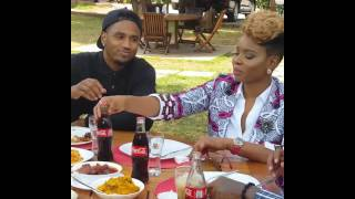 Yemi Alade hanging out wit treysongz