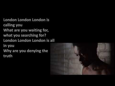 Benjamin Clementine - London (Lyrics Video)