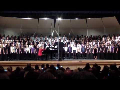 Chesapeake School District Chorus 2015