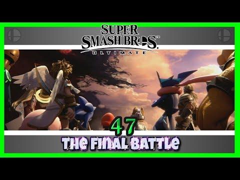 Super Smash Bros. Ultimate | Adventure Mode - The Final Battle [47] thumbnail