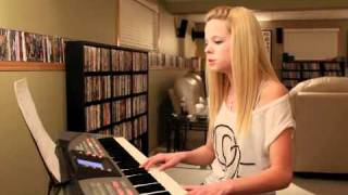 Hannah Coulombe covers Walk On The Water by Britt Nicole