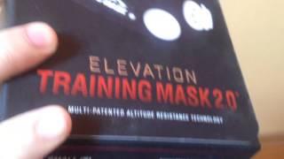 Elevation training mask 2.0 2016 unboxing(Какая на самом деле тренировочная маска с США 2016 года? Множество магазинов продают Китайские копии по цене..., 2016-04-17T09:35:54.000Z)