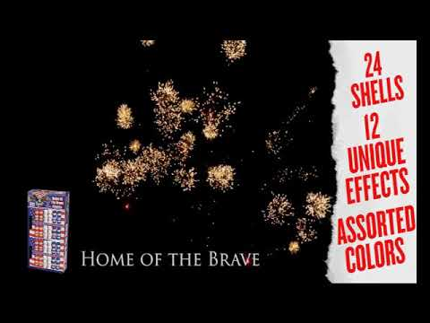 Home Of The Brave - World Class Fireworks