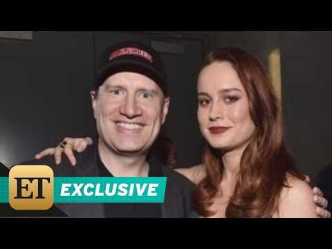 EXCLUSIVE: Kevin Feige on Why Brie Larson is 'Perfect in Every Way' for Captain Marvel