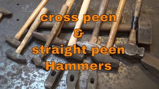 Tool of the day cross peen hammers