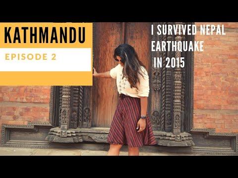 Kathmandu Durbar Squares | Visiting Heritage Sites After Surviving Nepal Earthquake | Travel Vlog