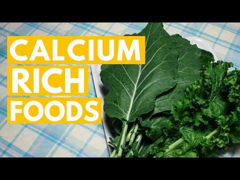 6 Foods That are High in Calcium