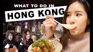 (Eng Sub) What to do in HONGKONG เที่ยวอะไรดีที่ฮ่องกง | mininuiizz