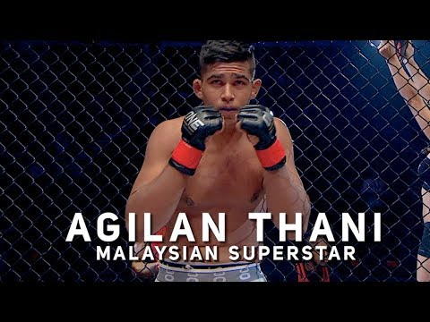 ONE Highlights | Agilan Thani's Fantastic Finishes
