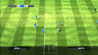 FIFA 11 FA cup challenge Ep004: Arsenal vs Newcastle ( Round 5 )