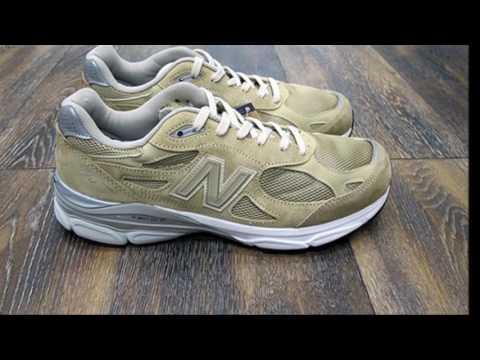 New Balance 990 v3 Comfortable Running Shoes For Plantar Fasciitis