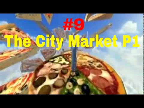 #9 Ratatouille - The City Market P1