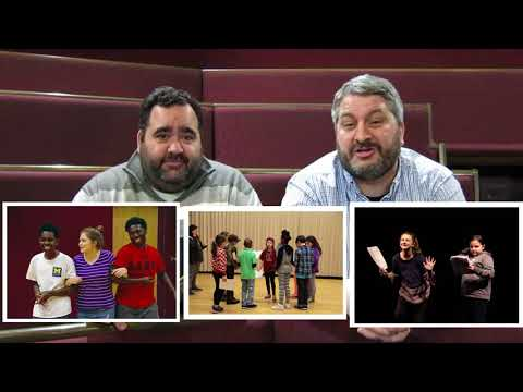 Flint Youth Theatre March 2018 Video Newsletter